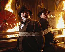 5 zajímavostí z natáčení Indiana Jonese a Poslední křížové výpravy
