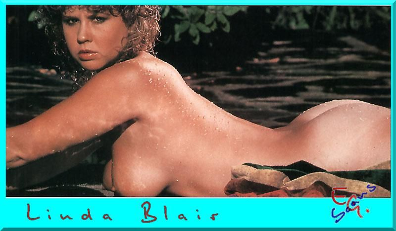 Consider, that Linda blair sexy nude pics simply magnificent