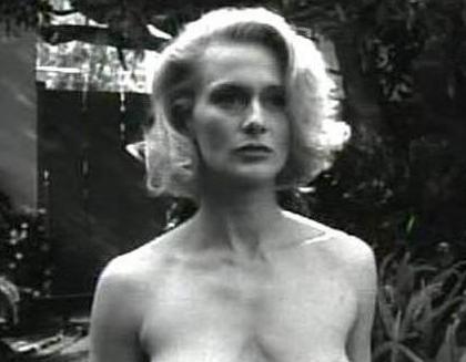 Thompson white naked Andrea black and