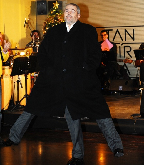 marek eben k narozeninám Marek Eben si k narozeninám nadělil třetí nohu! | SHOWBIZ.CZ | Článek marek eben k narozeninám